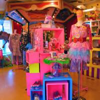 That's cute: The interior of 6%DOKIDOKI, Sebastian Masuda's kawaii fashion store in Harajuku. | SAMUEL THOMAS
