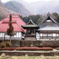 Pastoral pleasures: Gansho-in temple on the outskirts of Obuse