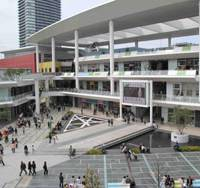 Retail heaven: The huge Lazona shopping mall beside the main station | MARK SCHREIBER