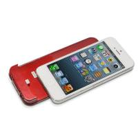XPower Skin can charge an iPhone 5 a full cycle and yet only adds an extra 5 mm to the end of the phone.