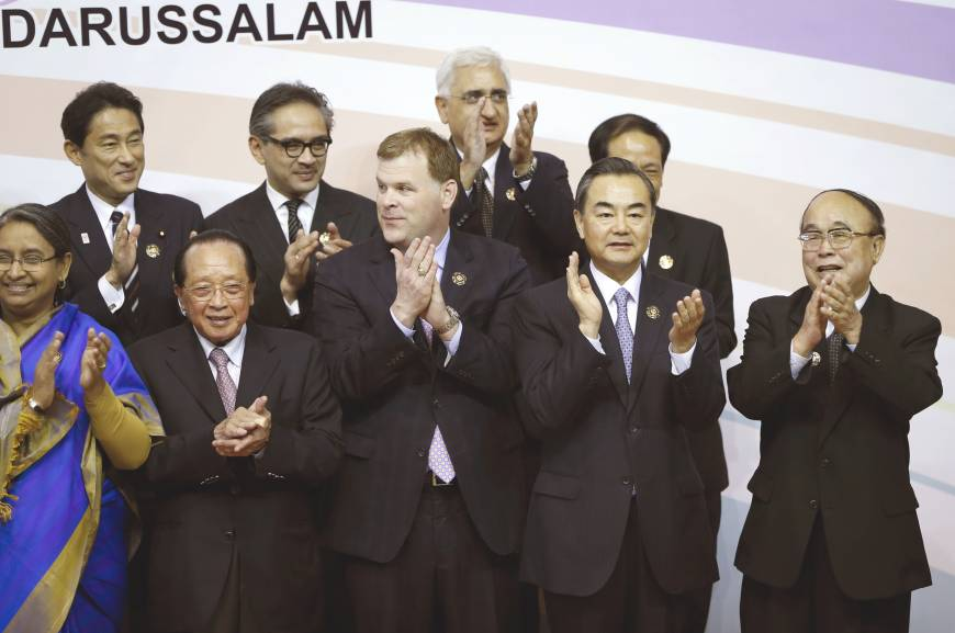 ASEAN touches on North abductions