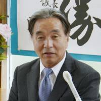 Independent vows effort for disaster-hit Iwate