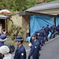 Yamaguchi killer of five believed returned after fires to slay last victim