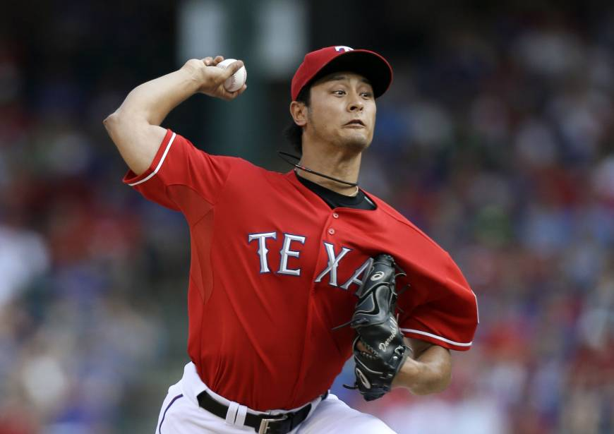 Pitchers Darvish, Iwakuma selected for All-Star Game