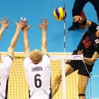 Canada aims for spot in World League Finals