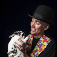 Magician conjures up disaster plan for rabbit