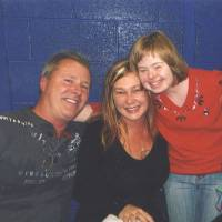 Independent minded: Margaret Jean 'Jenny' Hatch, 29 (right), wants to live with friends Jim Talbert (left) and Kelly Morris. But the parents of Hatch, who has Down syndrome, believe she belongs in a group home. | THE WASHINGTON POST