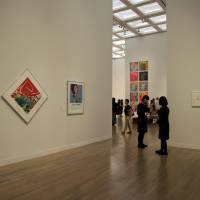 Taking stock: An overview of 'American Pop Art: From the John and Kimiko Powers Collection' at the National Art Center, Tokyo, showing works by Andy Warhol. | NATIONAL ART CENTER, TOKYO