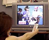 There are only 2,400 households acting as TV monitors in Japan, which leaves the program-rating system open to abuse.
