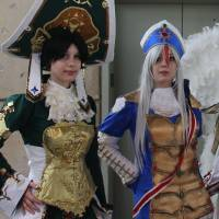 Dressed to kill: Otakon attracts an army of cosplayers who dress as their favorite characters from Japanese anime. | OTAKON