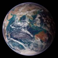 Waste not, want not: We are told there are other worlds, like Earth, that can sustain life. For the foreseeable future, however, this jewel of a planet is all we have. | NASA