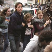 World War Z | © 2013 PARAMOUNT PICTURES. ALL RIGHTS RESERVED.