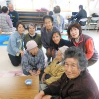 Housewife takes time to make a difference volunteering in Tohoku