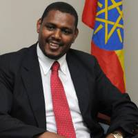 Young Ethiopia envoy brings new ideas, energy