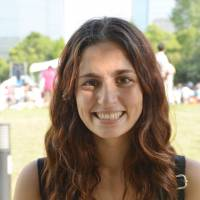 Clarice Pereira, Project assistant manager, 23 (American): I would try to bring my family to Japan, as this is paradise. Everything here is just amazing. The people are super nice, everything is clean and organized, and such is Japan that no single word can properly describe it.