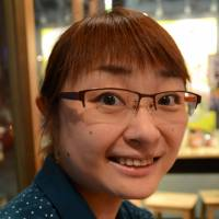 Tomomi Mizoguchi, Bar staff, 38 (Japanese): I watch around 20 hours of TV each week, which may be high, because I like to watch TV dramas such as 'Kodoku no Gurume,' broadcast on Wednesdays, which is about a salaryman looking for good restaurants to eat in. I like shows in which I see people eating a lot.