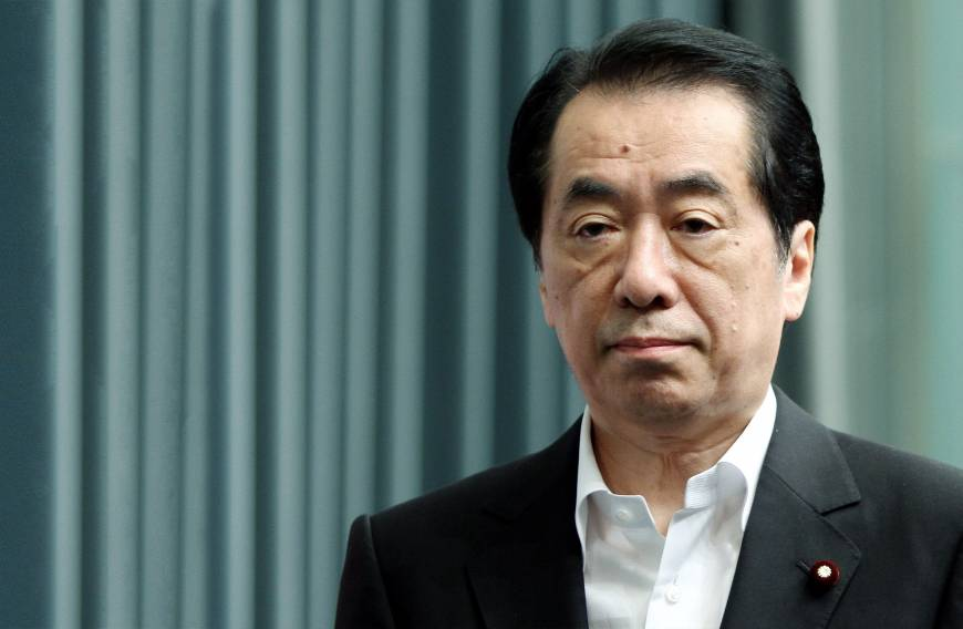 Naoto Kan speaks out