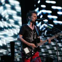Muse headlined the main Marine Stage at Chiba's QVC Marine Stadium on Sunday. Fans loved 'Supremacy' and 'Knights of Cydonia' especially. | ©SUMMERSONIC, ALL RIGHTS RESERVED