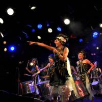 Japanese musicians to present their spin on samba at Brazilian festival