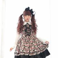 Anyone can now be a Lolita fashion girl — Maison de Julietta in Harajuku offers a salon service that includes makeup, accessories and a portrait photo.