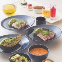 Weekday organic lunch at ANA Tokyo; Mount Fuji desserts in Hakone; try champion bartender's cocktails