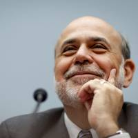 Missing in action: Ben Bernanke did not give the keynote speech to open this year's annual economic conference in Jackson Hole, Wyoming — the first time in more than two decades a Federal Reserve chief has failed to do so. | BLOOMBERG