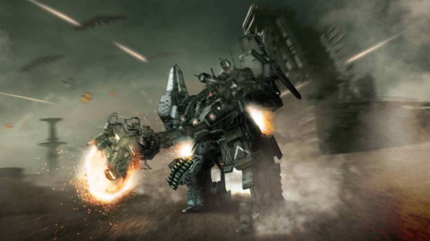 """It's """"Verdict Day"""" for """"Armored Core,"""" while """"Monster Hunter"""" sticks to 3DS LL"""