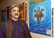Indian director Anand Patwardhan