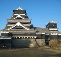 Hunting up cash: The city of Kumamoto plans to hold a 'treasure-hunting game' to raise funds for the ongoing project to restore Kumamoto Castle. | KUMAMOTO CITY/KYODO PHOTO