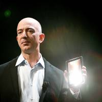 Can Amazon's Bezos save the newspaper business?