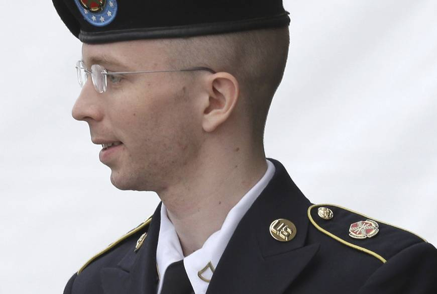 Where does Manning rank in the annals of espionage?