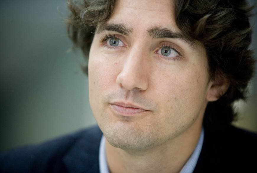 Justin Trudeau admits using pot in the past