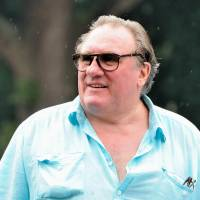 Belgium makes Depardieu an honorary citizen