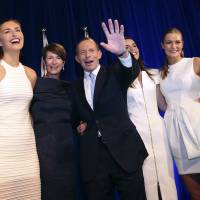 Abbott begins transition as he seeks to build stable government