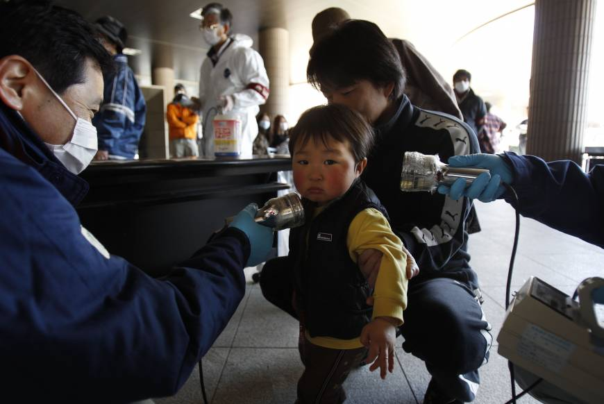 Fukushima: health disaster or PR fail?