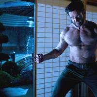 Cuts like a knife: Hugh Jackman stars in the title role of 'The Wolverine.' Director James Mangold shot parts of the movie in Tokyo and believes filming regulations here need easing. | © 2013 TWENTIETH CENTURY FOX FILM CORPORATION ALL RIGHTS RESERVED.