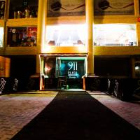 Making its presence heard: The reincarnation of 911 Black, located in Abuja's red-light district. | TOM SAATER