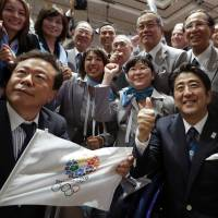 Triumph of Tokyo Olympic bid sends wrong signal to Japan's resurgent right