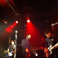 Greek band We Came From Waters play the Ruby Room on Sept. 15.   NAKAKO ISOO
