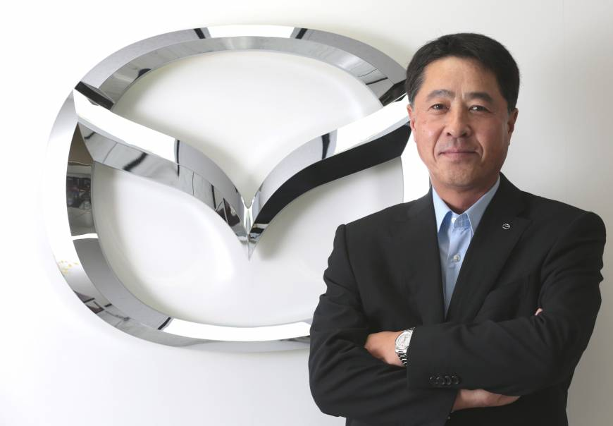 Mazda may be forced to cut China sales goal