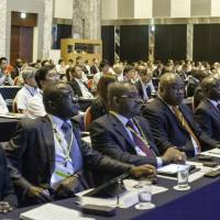 About 170 people from the Japanese business community and Angolan ministries attend. | EMBASSY OF ANGOLA
