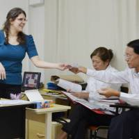 Non-native teachers of Japanese growing among Brazil's immigrants