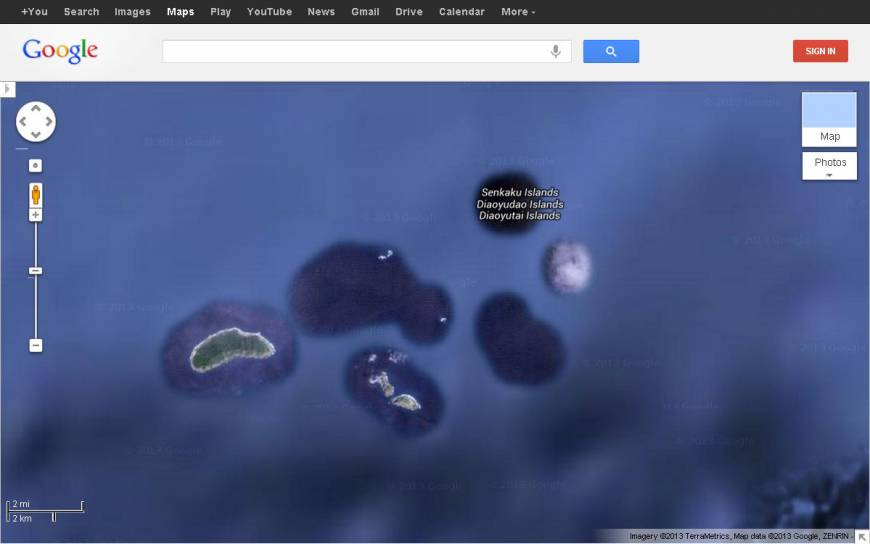 Google Maps naming policy prompts Japan to request home page bans
