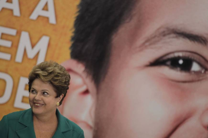 Rousseff accuses U.S. of spying for economic gain
