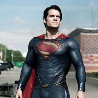 British steel: Englishman Henry Cavill is the latest actor to star as the American cultural icon Superman, in the 2013 movie 'Man of Steel.' | BLOOMBERG