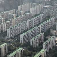 After decades of growth, South Korea is now a land full of apartments