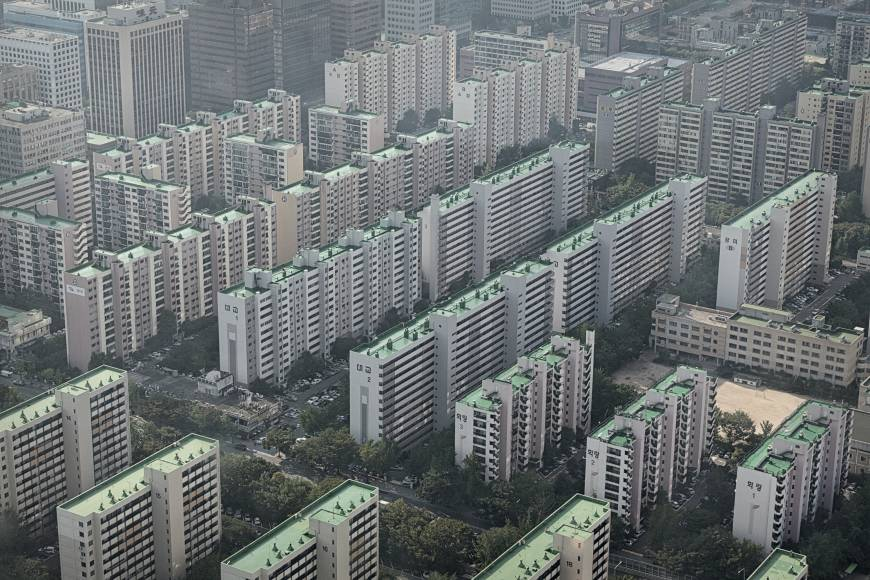 Image result for korea apartments