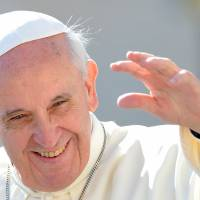 Savvy pope wooing the Catholic middle