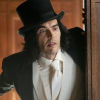 Modern-day Byron?: Russell Brand stars in the film 'Arthur.' | BLOOMBERG