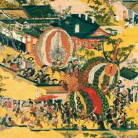 'Kyoto from Inside and Outside: Scenes on Panels  and Folding Screens'